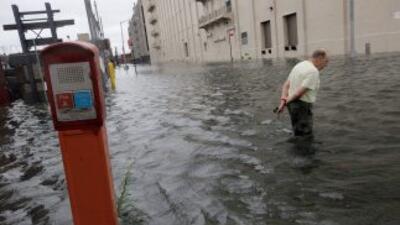 Los destrozos e inundaciones causados por Irene aún no se pueden calcula...