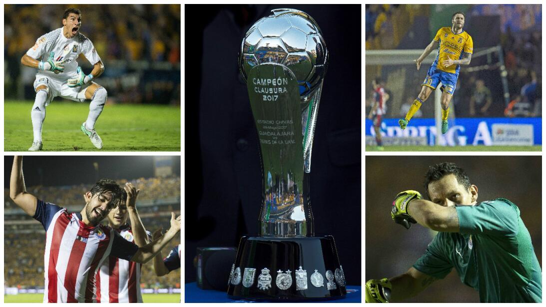 Gracias a la magia de Gignac, Tigres rescata el empate Final Fútbol Mexi...