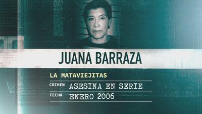 La Huella de un Crimen: 'La mataviejitas', de estrella de lucha libre a asesina en serie