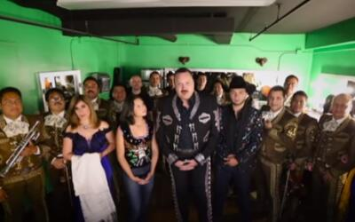 Pepe Aguilar se presentará en la Arena Ciudad de México y lo recaudado s...