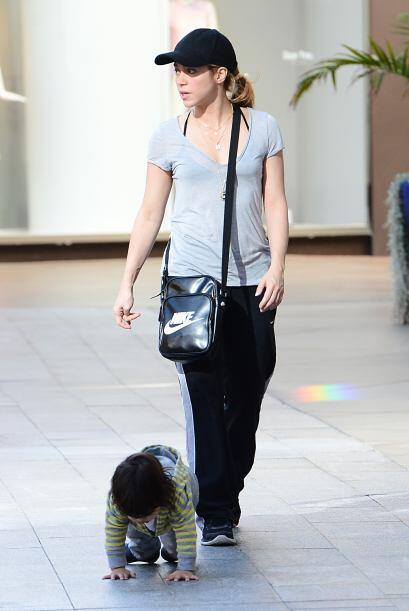 Shakira es una mami todo terreno. Más videos de Chismes aquí.