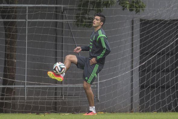 Raúl Jiménez parece con un pie en Alemania.
