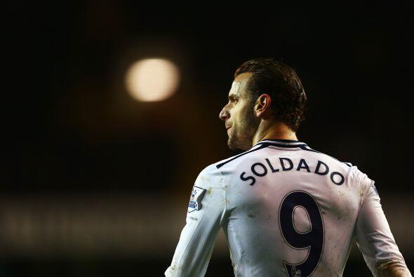El Tottenham busca también un refuerzo en el ataque, después del pobre r...