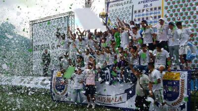 Antigua Campeón de Guatemala