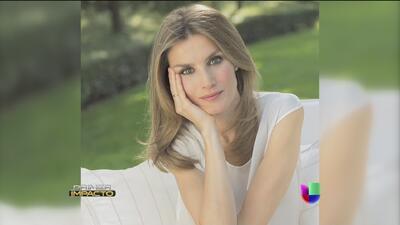 De periodista a futura reina de España