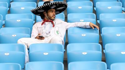 Escasa afluencia de fans en Monterrey para comprar los boletos del México vs. Costa Rica