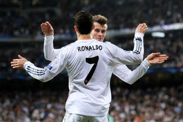 'CR7' igualaba los dos goles que le marcó a los alemanes en el partido d...