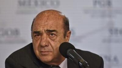 Jesús Murillo Kara, procurador de México.