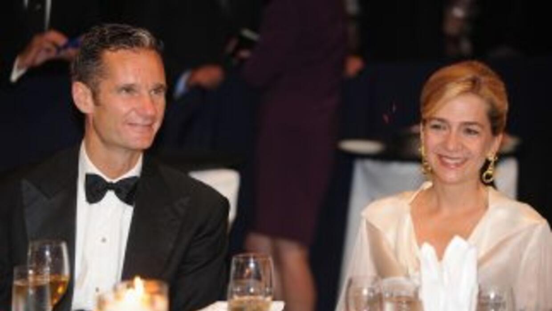 Iñaki Urdangarin, esposo de la infanta Cristina, está implicado en un ca...