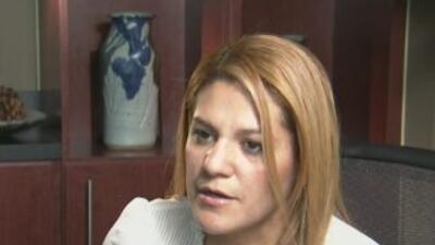 La sobreviviente del Costa Concordia Karen Camacho dijo que para ella el...