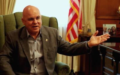 Roberto Rivera Ruiz de Porras, representante del Distrito 39.