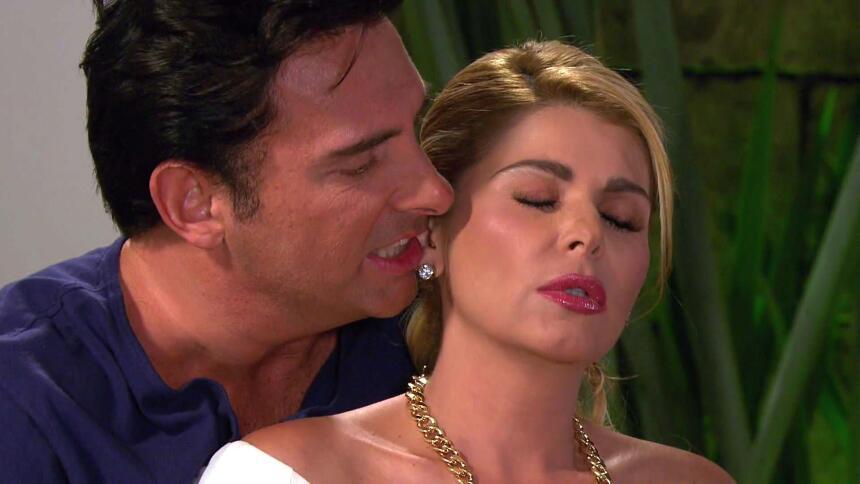 ¡Esteban está bien y te quiere controlar, Isabel!