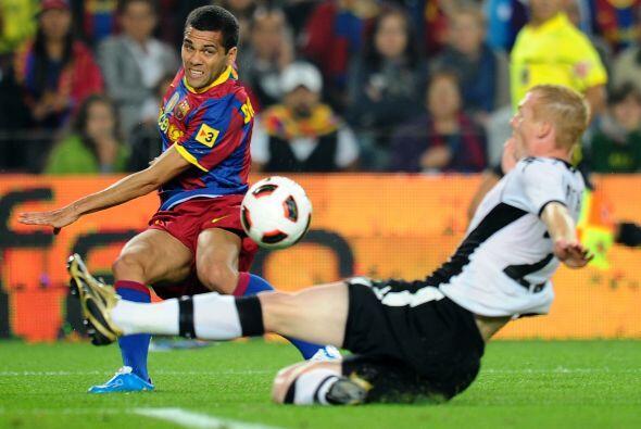 El equipo de 'Pep' Guardiola la pasaba mal pero de a poco comenzó a domi...