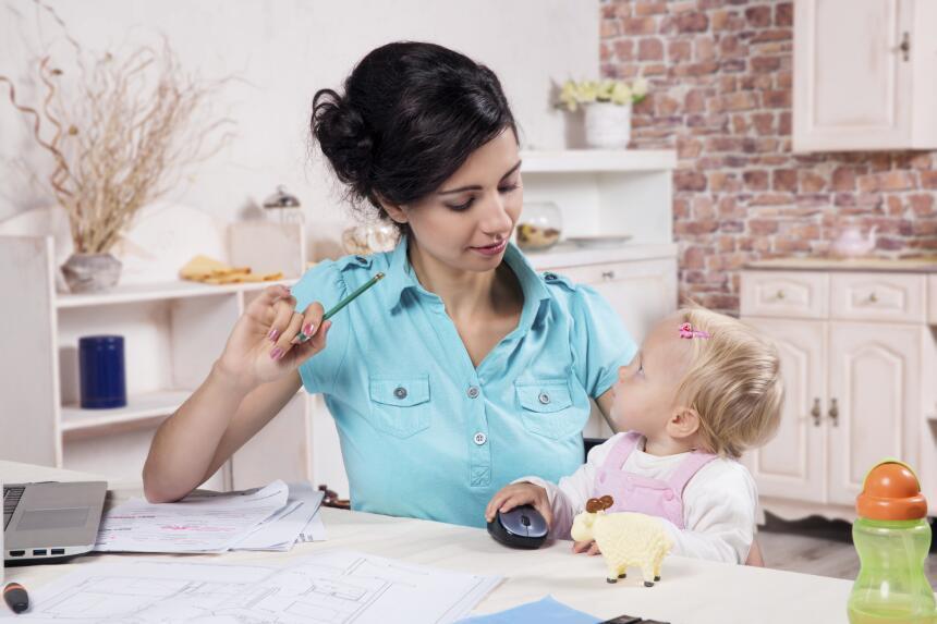 Claves para ser una 'súper mamá'