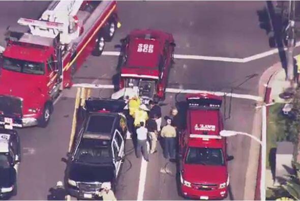 Al menos 14 personas heridas, una de ellas en condición crítica, es el s...