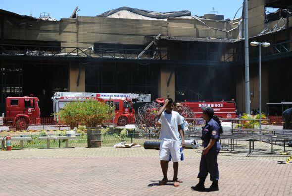 En los reportes proporcionados por el alcalde de Río, Eduardo Paes, se g...