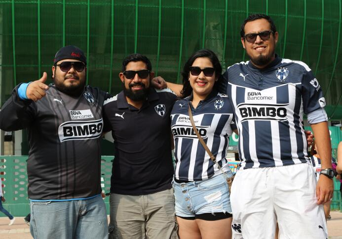 Así se vivió el colorido de la afición en la Jornada 13 del Apertura 2016