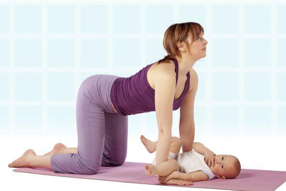 Y conocer otras madres no sólo es un beneficio social, es un beneficio a...