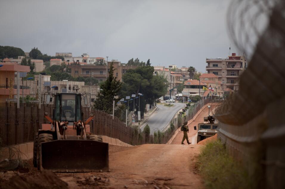 Se trata de una barrera rechazada por la ONU, creada en el 2002 por Isra...