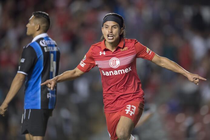 El defensa Gerardo Flores, a préstamo en Toluca, estaría muy cerca de fi...
