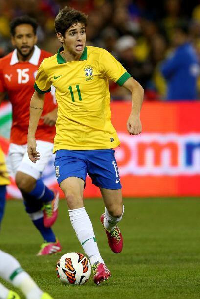 Oscar es de las mejores herencias que dejó el equipo olímpico de Brasil,...