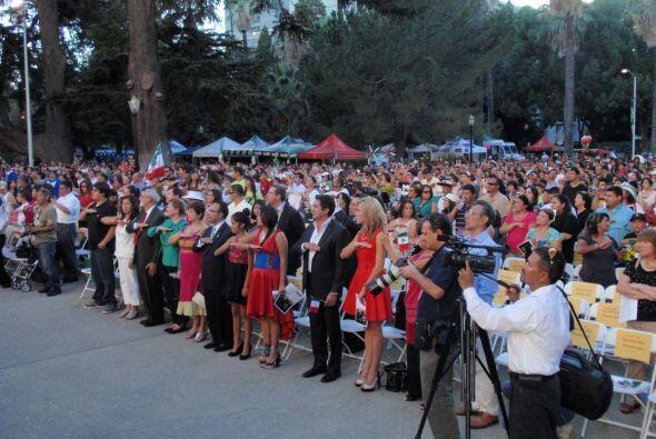 Fiestas de independencia en Sac State   Día: 16de Septiembre   Lu...