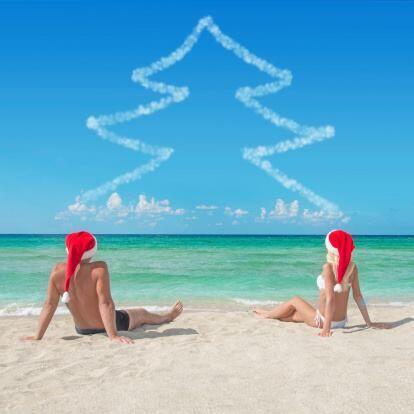 ¿Dónde te gustaría celebrar la navidad este a&ntild...
