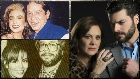 A estos famosos la difernecia de edades no les importó y tuvieron...