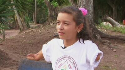Una descarga eléctrica deja sin brazos a una niña en Honduras