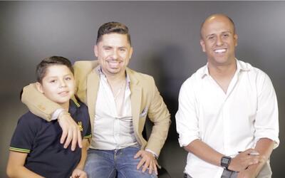 Hijo de 10 años de Larry Hernández lo motivó a dejar la bebida
