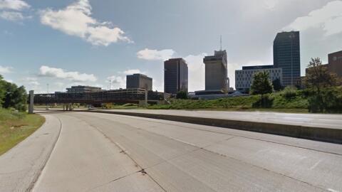 El Innerbelt, la autopista decomisionada de seis carriles que se tornar&...