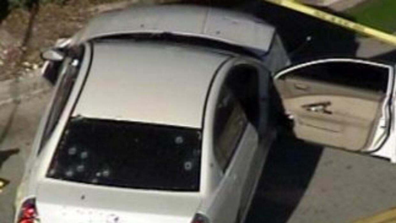 La Policía informó que se recuperaron más de 100 casquillos de bala de d...