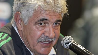 Ferretti, fiel a su estilo, evitó opinar del acuerdo entre la Femexfut y Martino