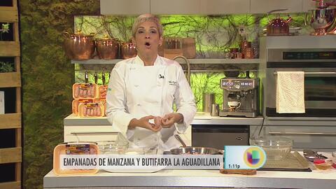 Empanadas de Manzana y Butifarra La Aguadillana