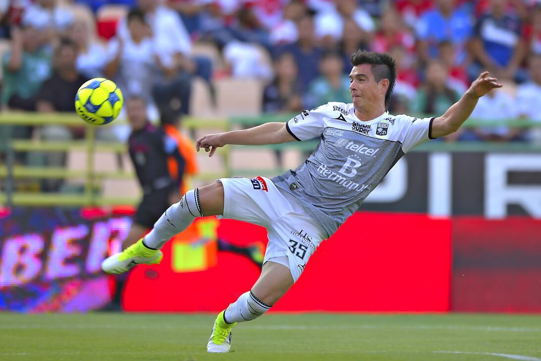 León golea en 20 minutos de gloria Ignacio Gonzalez Leon.jpg