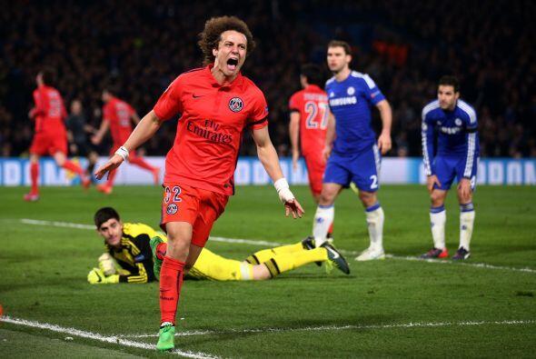 Con este gol el PSG forzaba el tiempo extra al mantener el marcador glob...