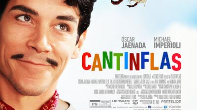'Cantinflas': revive la leyenda de la comedia