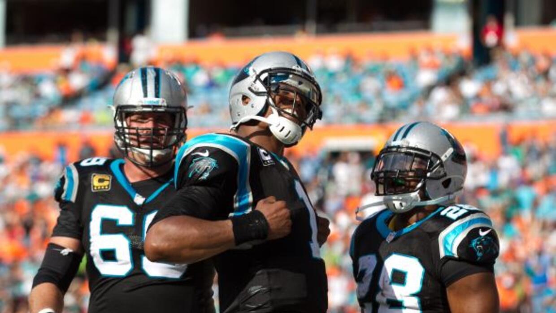 El quarterback de los Panthers quiere repetir la dosis de la temporada r...