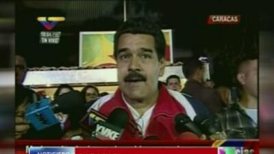 Nicolás Maduro pidió frenar rumores sobre Chávez