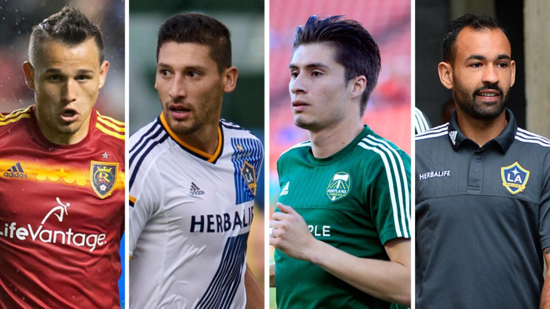 Jugadores de la MLS a la Liga MX