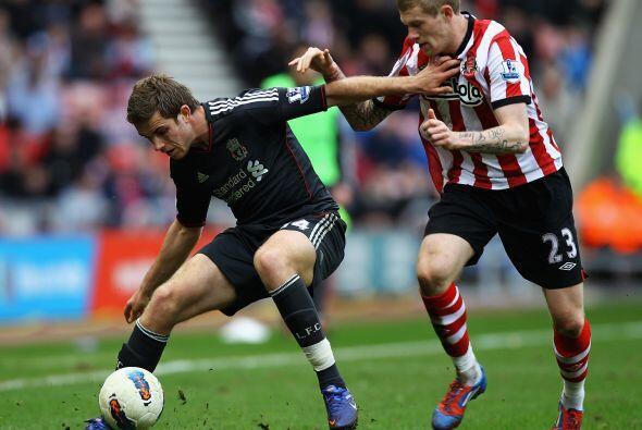 Sunderland, en los papeles, parecía ser un rival fácil...pero fue así.