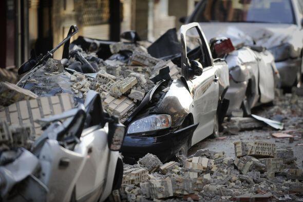 La ciudad de Lorca ya había sufrido de terremotos con la misma magnitud...