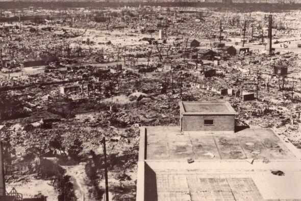 El 6 de agosto de 1945 ocurrió un evento que marcó trágicamente la histo...