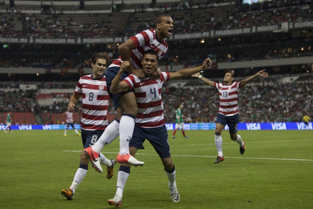 Así han sido los últimos 10 enfrentamientos entre México y Estados Unido...