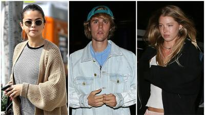 Selena Gómez, Justin Bieber, Barkin Champion
