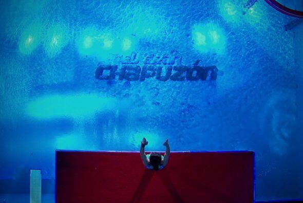 """La final de """"El Gran Chapuzón"""" se destacó por la dif..."""