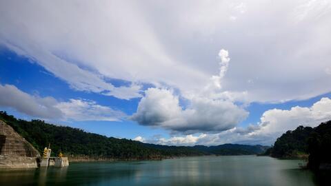 Esta es la nueva represa hidroeléctrica Reventazón en Cost...