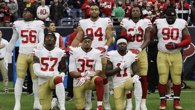 Ideas para los jugadores de la NFL que quieran seguir con sus protestas