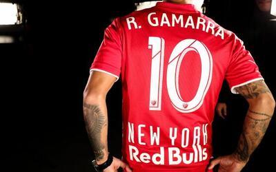 Alejandro 'Kaku' Romero Gamarra New York Red Bulls