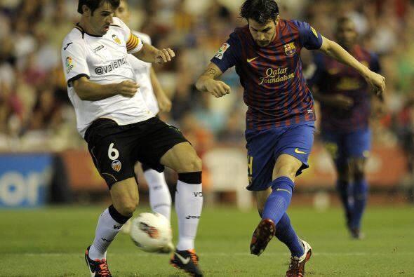 La liga española vivió un intenso día de actividade...